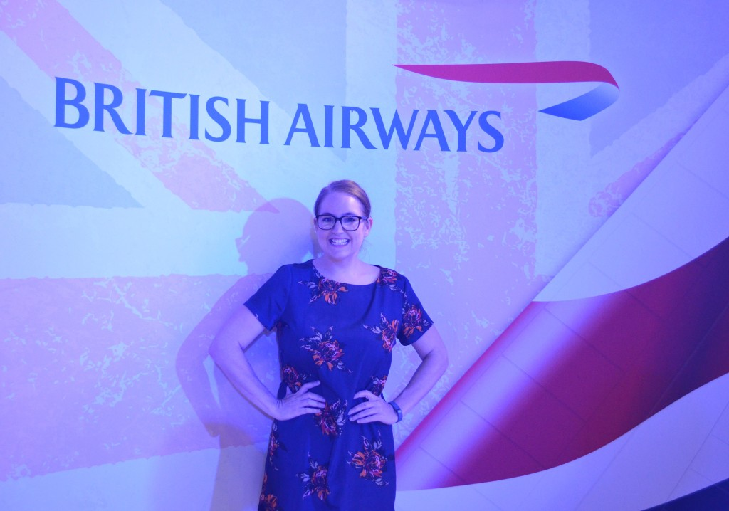 british airways event