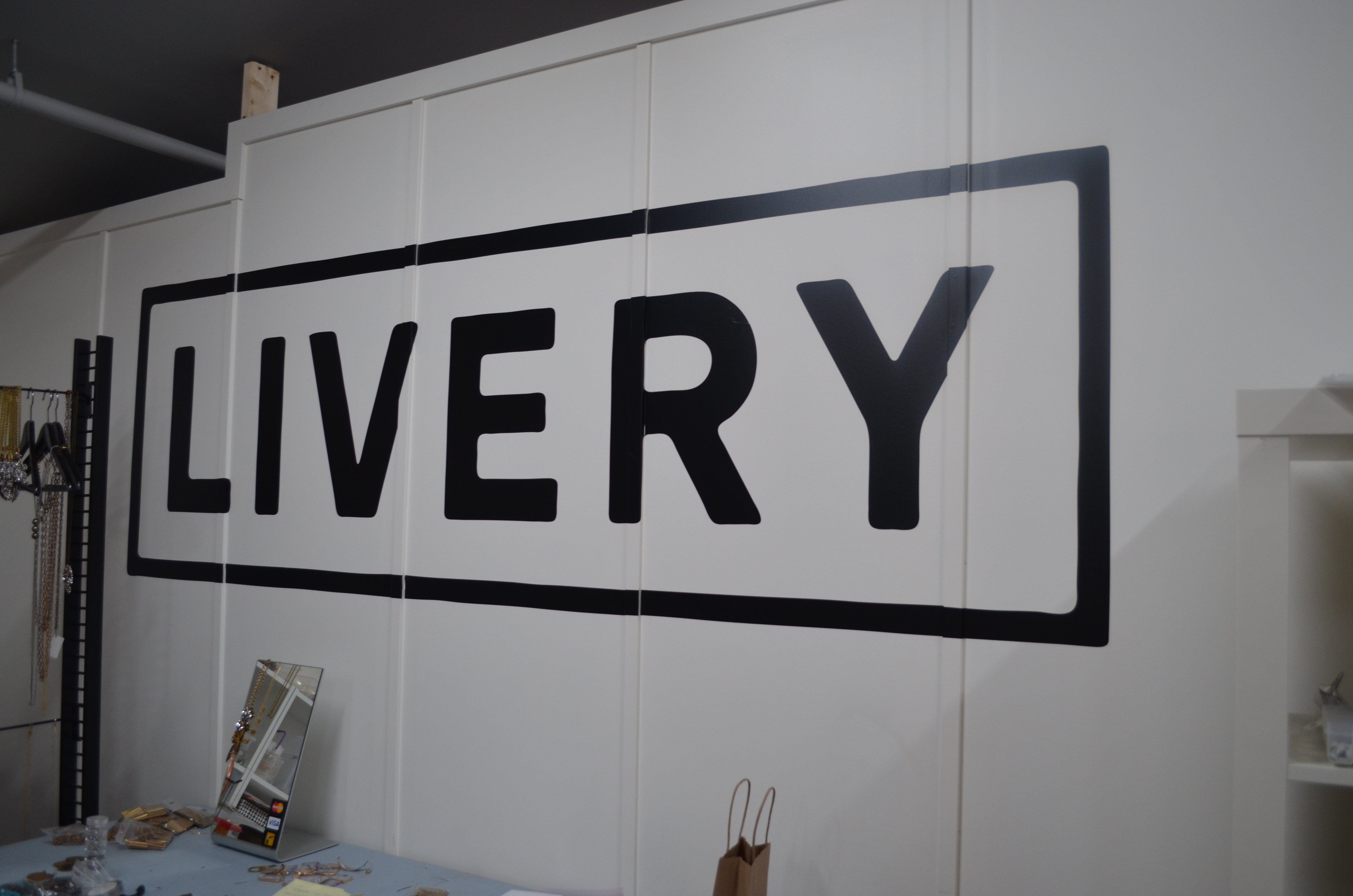 the livery shop