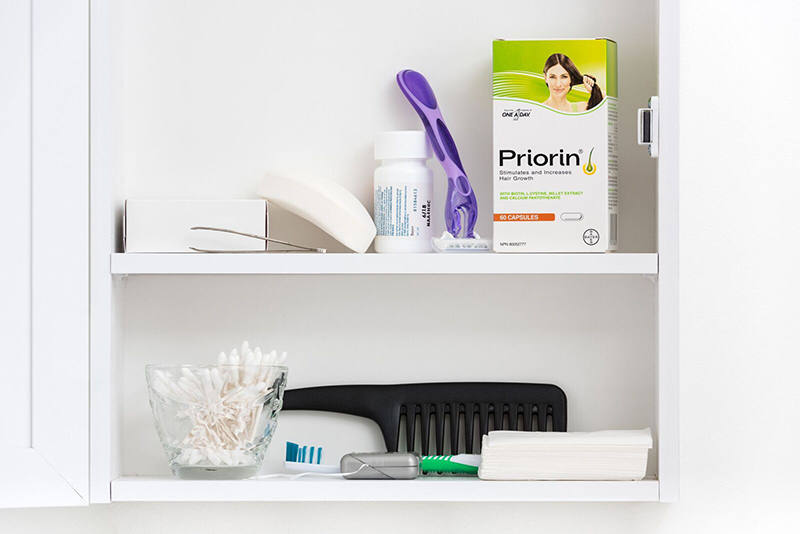PRIORIN® improve hair growth